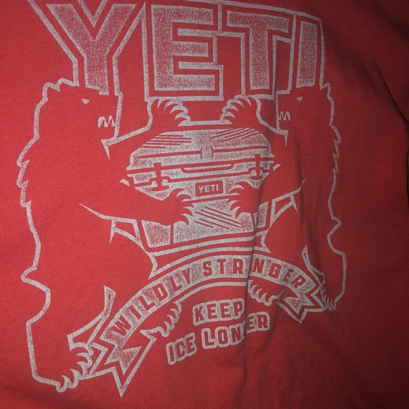 Yeti Other - YETI short sleeve T-shirt